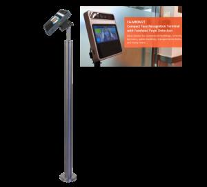 termometro a infrarossi professionale Poggio Renatico